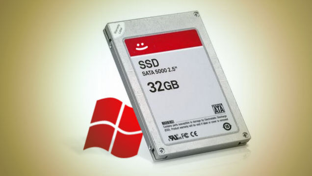 7. SSD (Solid State Drive)