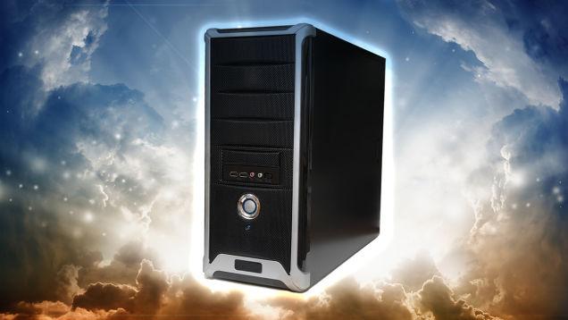 1. Un Desktop PC.