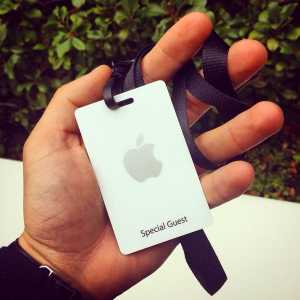 Apple 9 September Event Badge