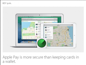 Apple Pay si Find my Iphone