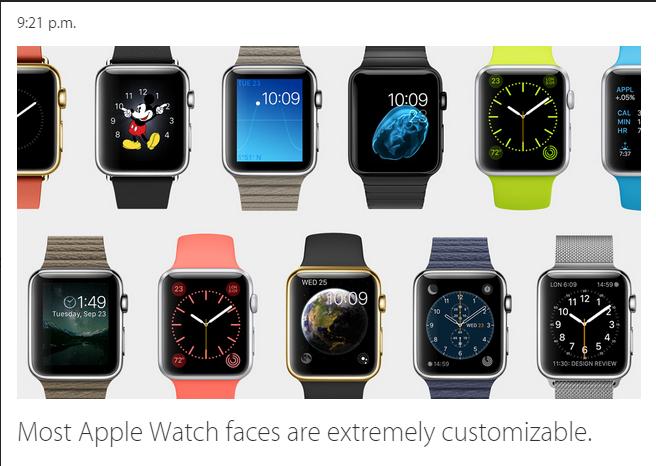 Bratari diferite pentru Apple Watch
