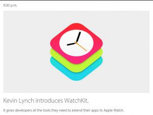 Developerii au acces la WatchKit pentru a dezolva aplicatii