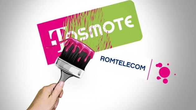 Romtelecom Cosmote T-Mobile Deutschm Telekom