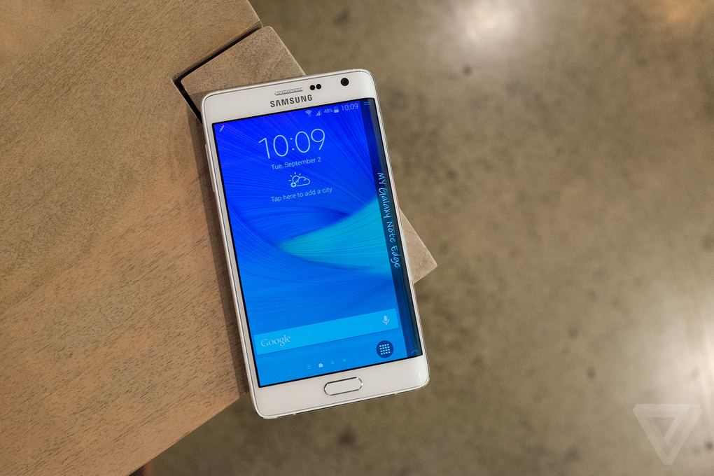 Samsung Galaxy Note Edge (5)