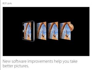 iOS 8 alaturi de noua camera dau rezultatul unor poze mult mai bune