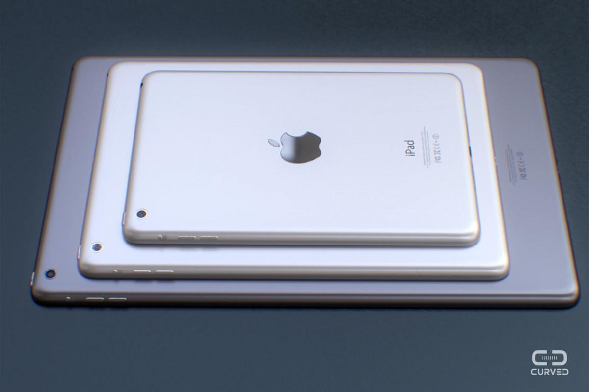 iPad Pro via Curved