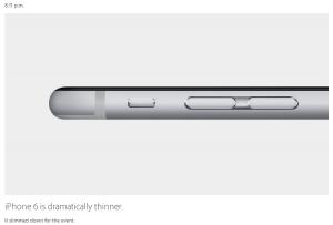 iphone 6 cu mult mai subtire