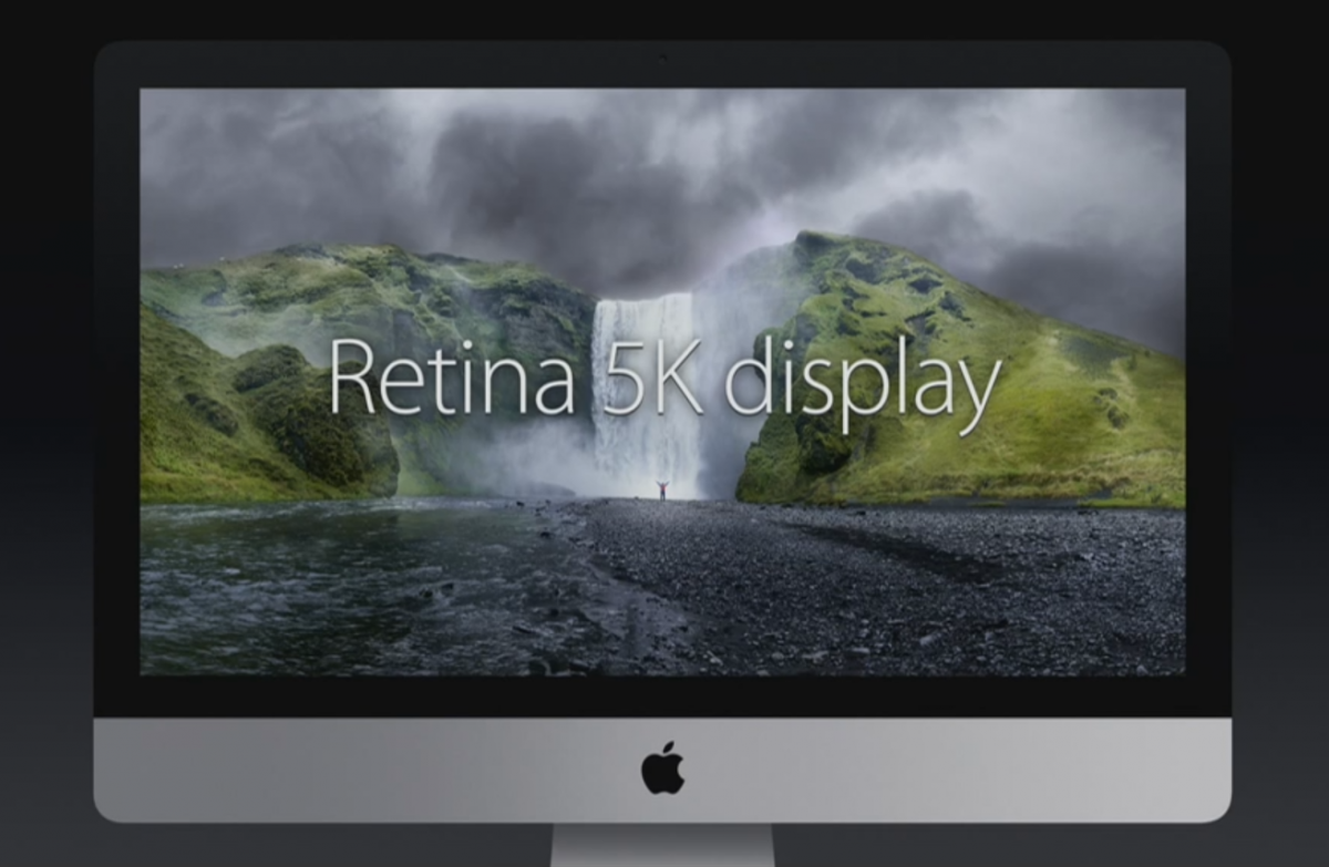 Retina 5K Imac