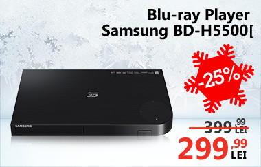 Blu-ray Player Samsung Model BD-H5500