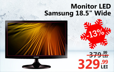 Monitor LED Samsung 18.5