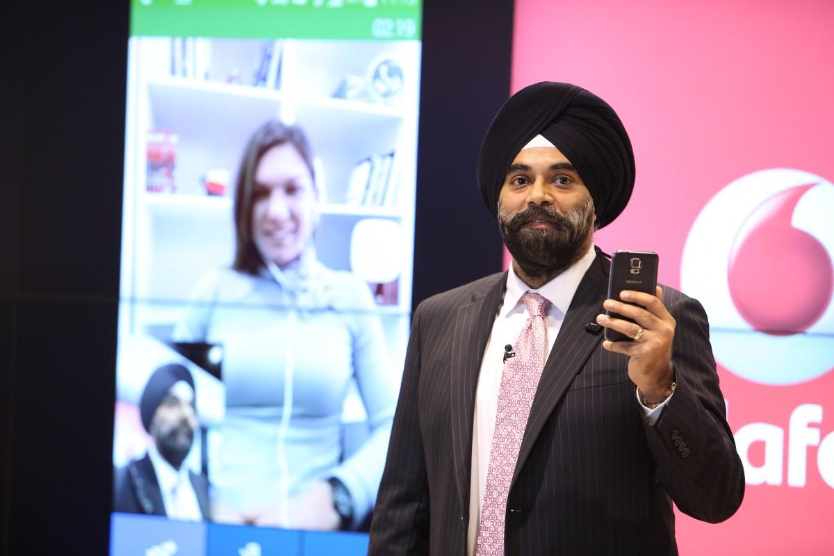 Ravinder Takkar CEO VODAFONE