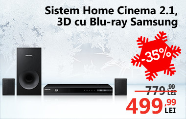Sistem Home Cinema 2.1  HT-H4200R