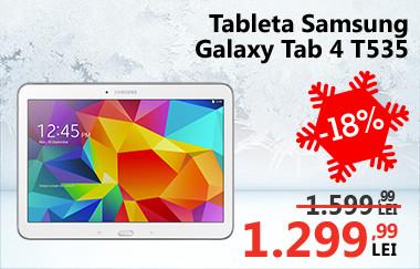 Tabletă Samsung Galaxy Tab 4 T535
