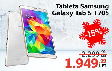 Tabletă Samsung Galaxy Tab S T705