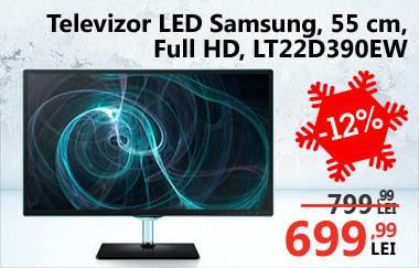 Televizor LED Samsung LT22D390EW
