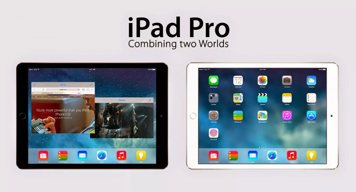 Specificatii iPad Pro