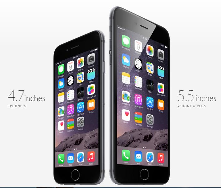 iphone 6 iphone 6 plus apple