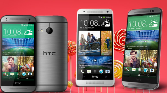 HTC M8 Android 5.0 Lollipop