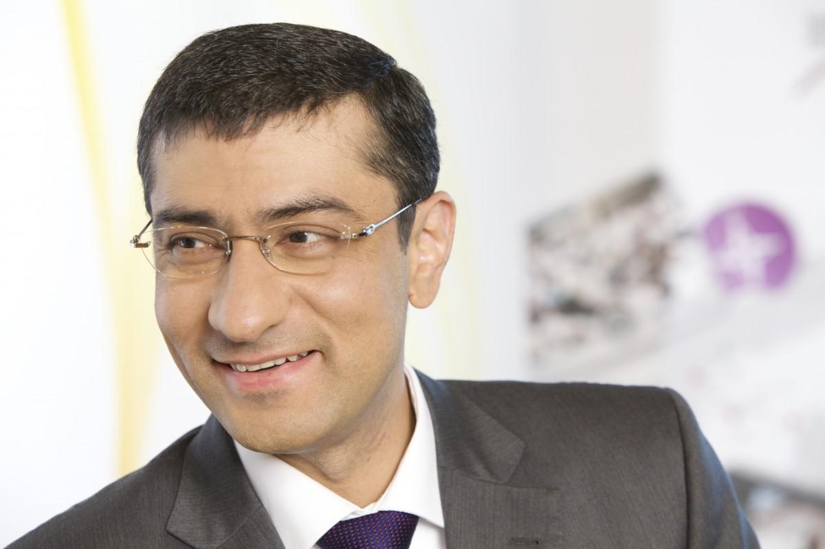 Rajeev Suri - Ceo NOKIA