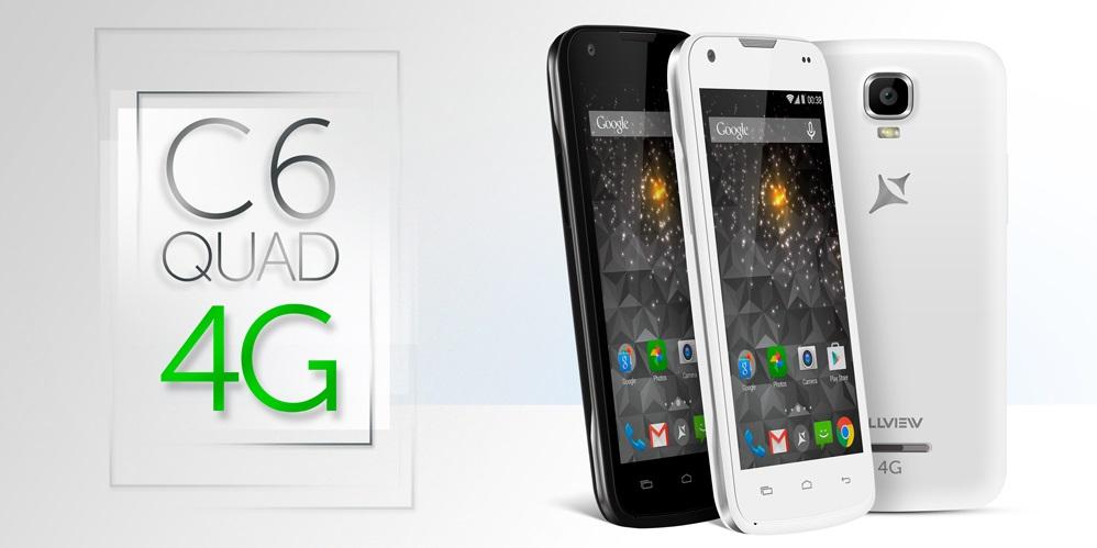 C6 Quad 4G