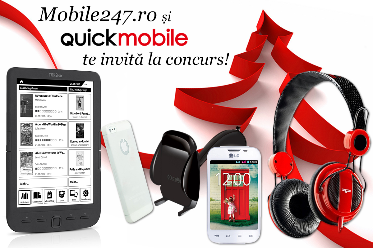Concurs Mobile247 by Quickmobile