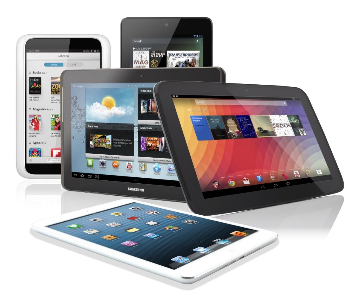 top tablete 2014