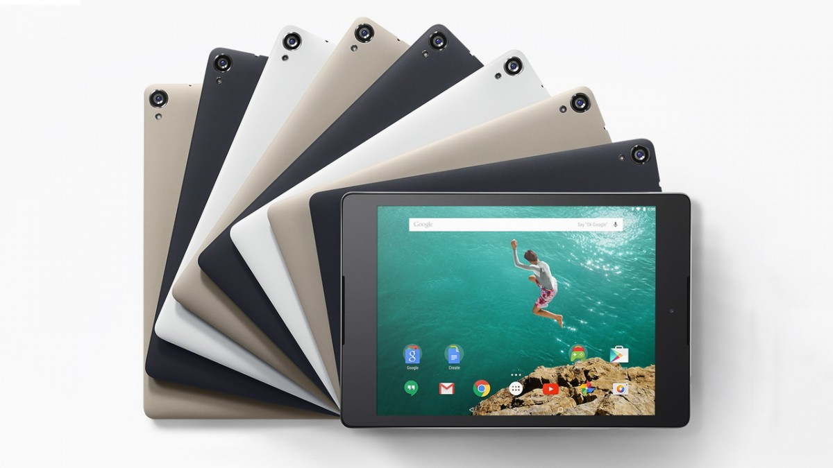 tableta nexus 9