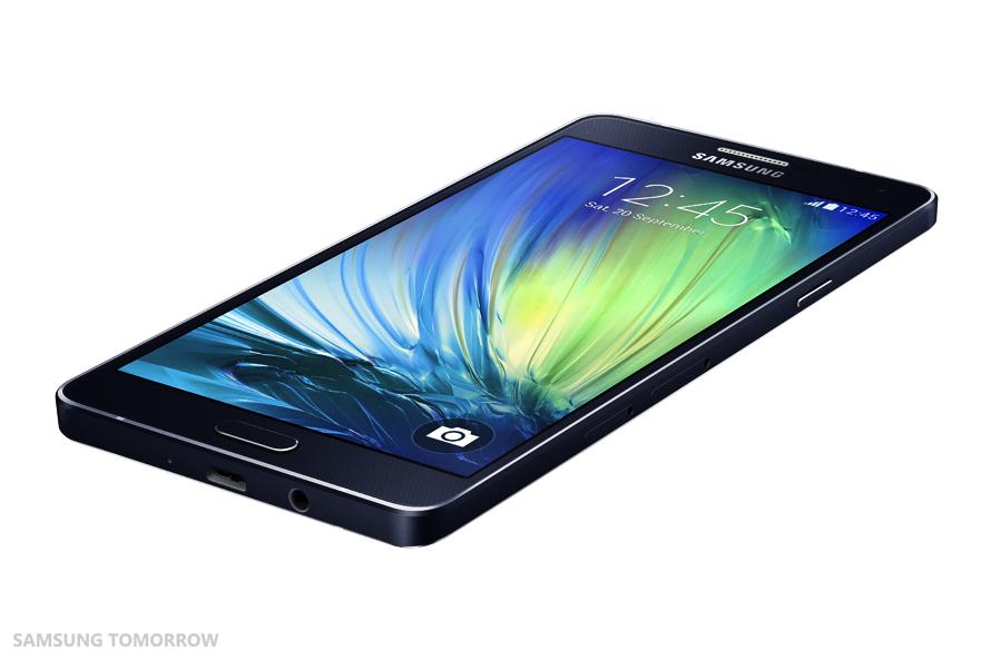 Samsung Galaxy A7 SM-A700F varianta neagra