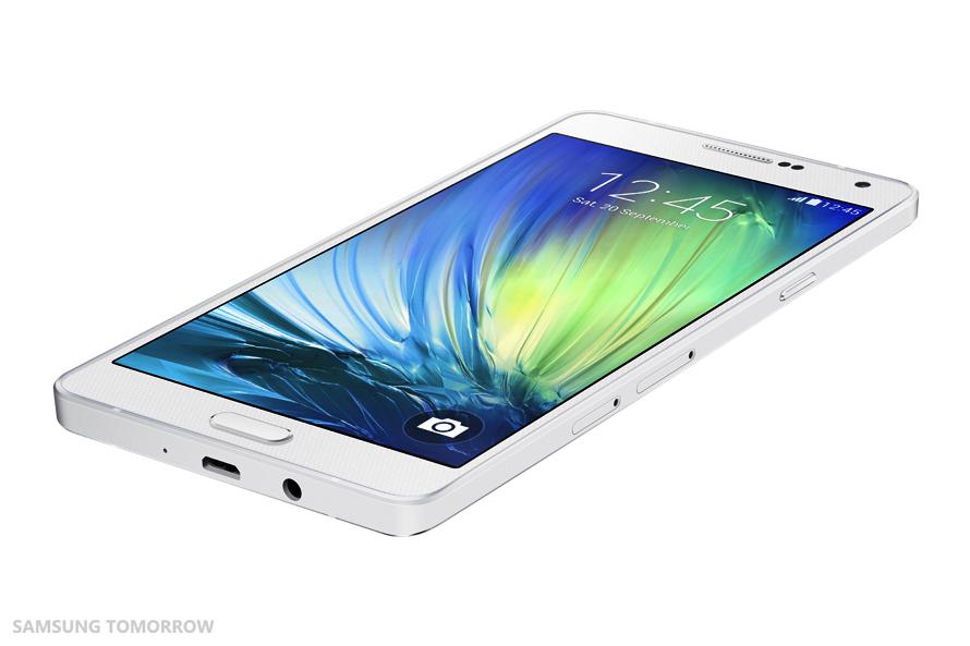 Samsung Galaxy A7 SM-A700F varianta alba