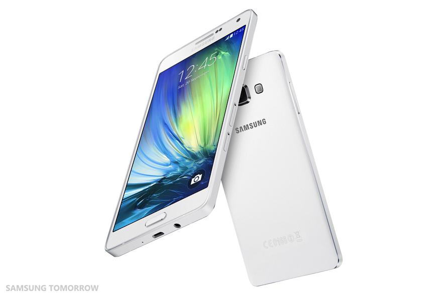 Samsung Galaxy A7 SM-A700F White