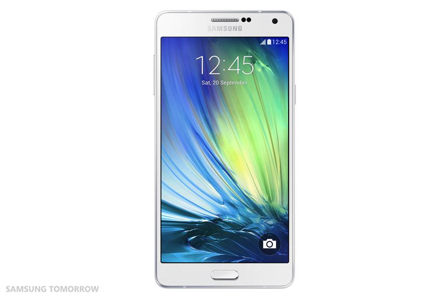 Samsung Galaxy A7 SM-A700F alb