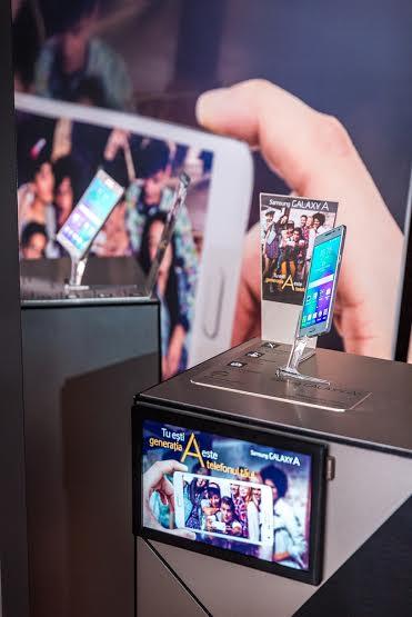 Samsung Romania lanseaza noile modele de Galaxy A5 si A3