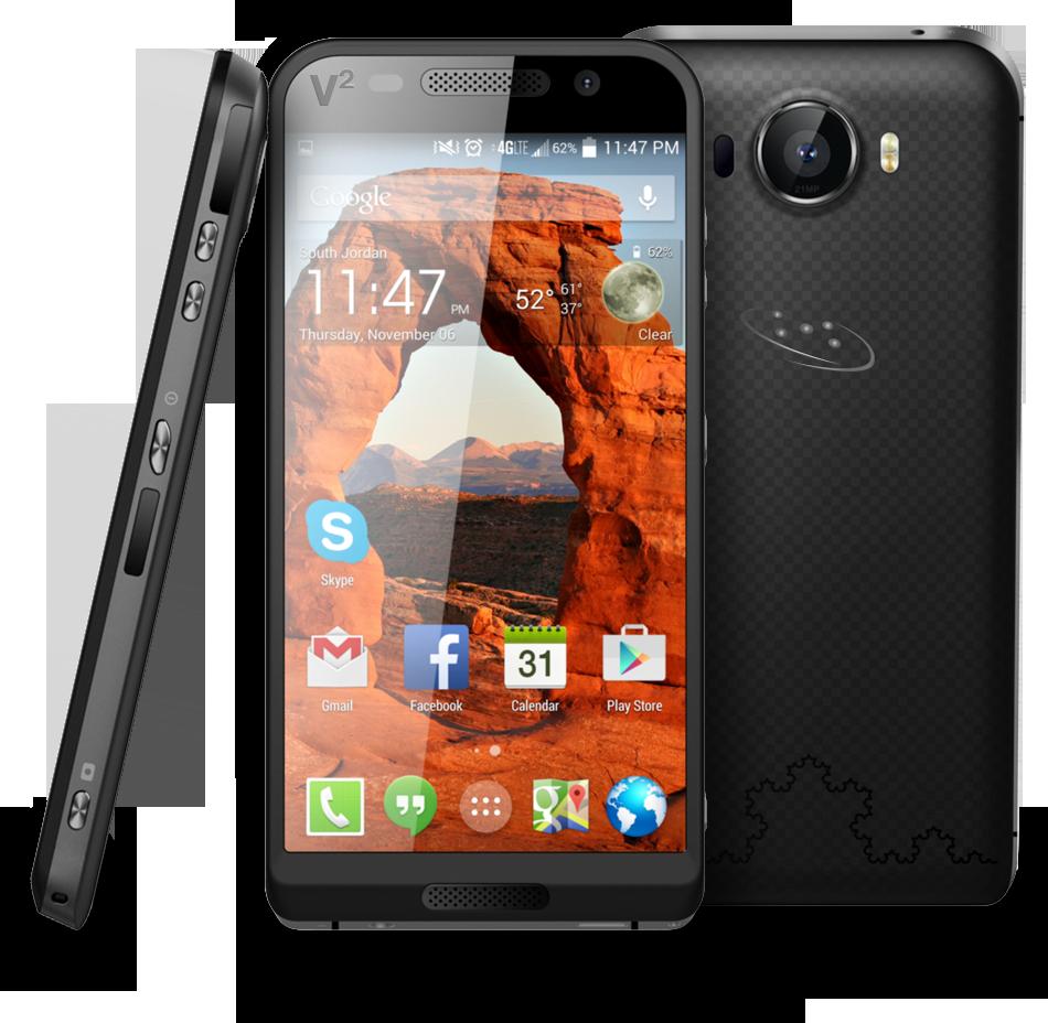 Smartphone Saygus V2
