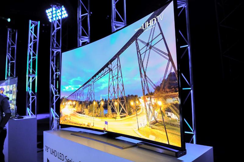 Televizorul Samsung's JS9500