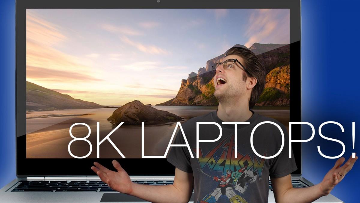 viitoare laptopuri vor fi de 8K