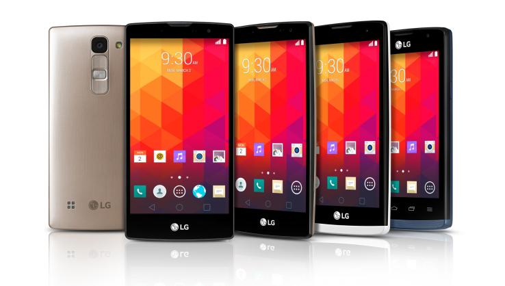 LG lanseaza noi modele midrange