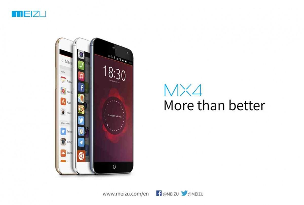 Meizu lucreaza la o editie de telefoane cu ubuntu