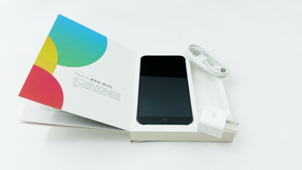 telefon + accesoriile lui meizu mx4