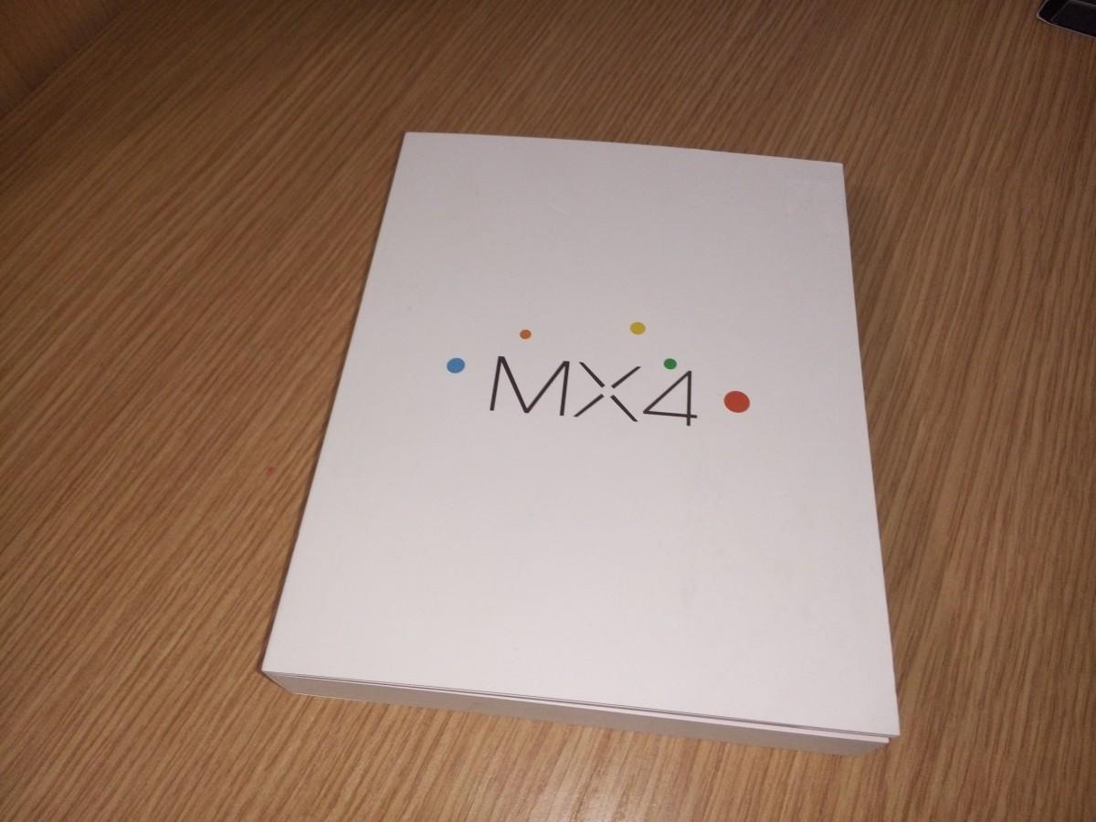 Cutie Meizu MX4