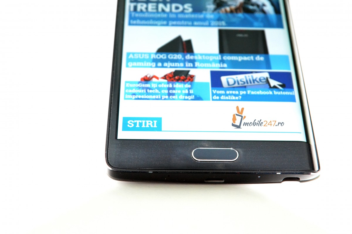 review samsung galaxy note edge