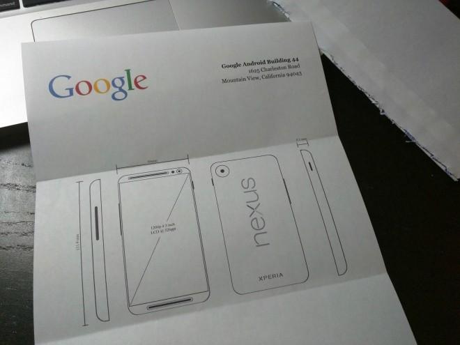 Schita Nexus 4