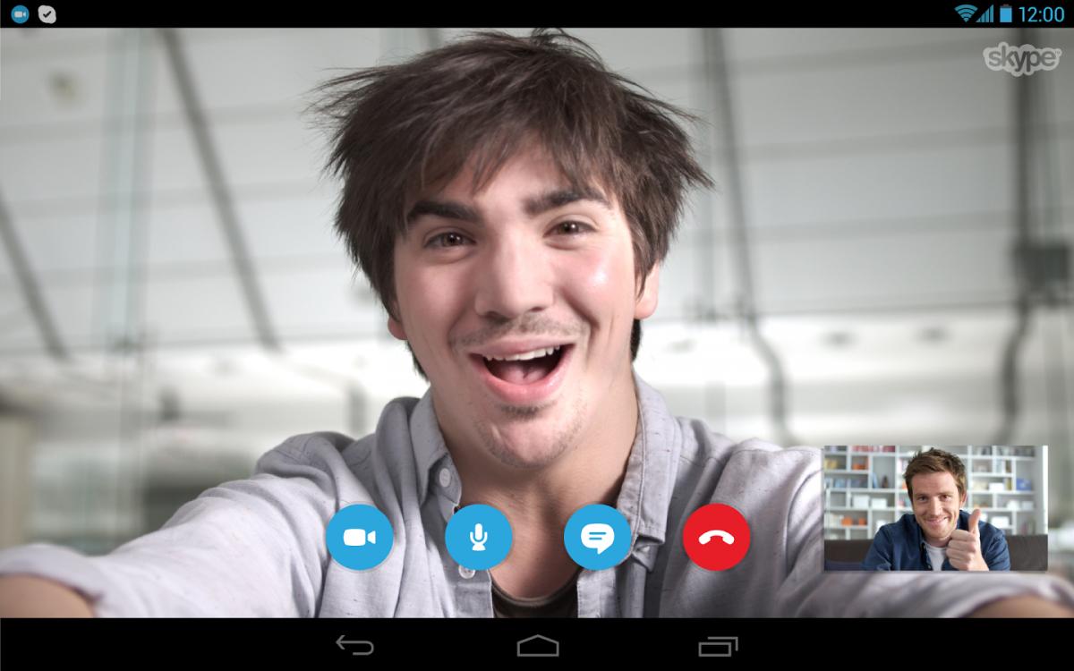 Skype pentru Android