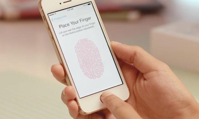 ar putea exista touch id si pe macbook