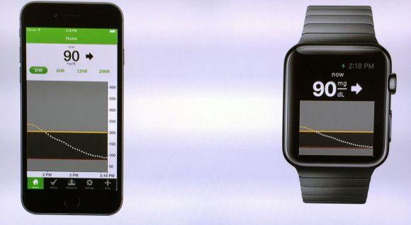 aplicatie pentru diabetici pe apple watch