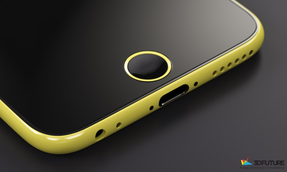 touch id iphone 6c