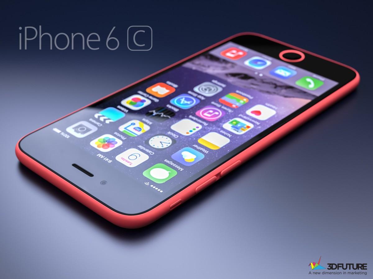 imagini concept cu iphone 6c
