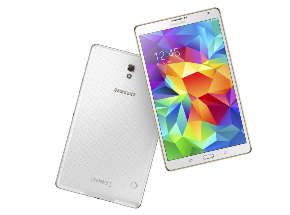 Samsung lanseaza tableta mai subtire decat iPad air 2