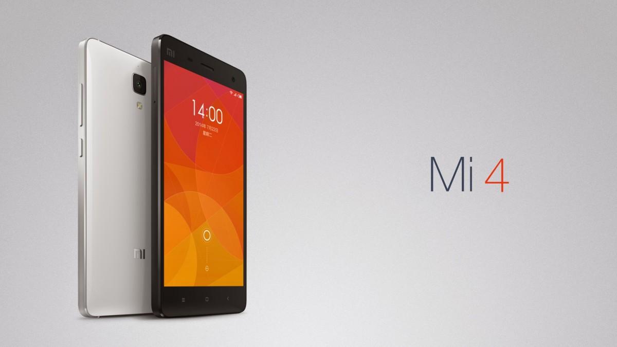 Xiaomi Mi 4 trece cu brio testul suprem