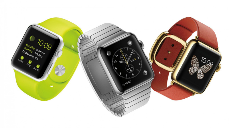 Apple Watch variante de marimi si materiale