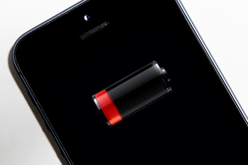 Autonomie scazuta baterie iPhone